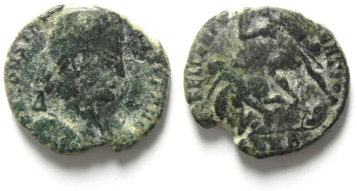 Ancient Coins - CONSTANTIUS II AE 2 ,