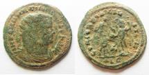 Ancient Coins - DIOCLETIANUS AE ANTONINIANUS . ALEXANDRIA