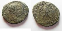 Ancient Coins - ANTIOCH. CARACALLA BILLON TETRADRACHM