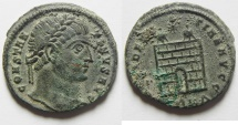 Ancient Coins - CONSTANTINE I AE 3 , VERY NICE QUALITY