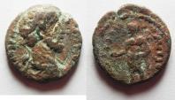 Ancient Coins - Judaea. Provincial AE 21
