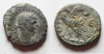 Ancient Coins - MAXIMIAN POTIN TETRADRACHM. EGYPT.