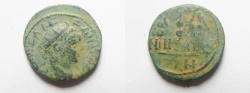 Ancient Coins - ROMAN PROVINCIAL AE 19