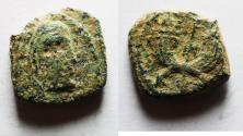 Ancient Coins - NABATAEA. Aretas IV. 9 BC- AD 40. AE 10