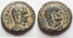 Ancient Coins - Decapolis. Gadara under Caracalla (AD 198-217). AE 24mm. RARE!!!!