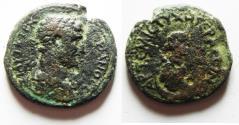 Ancient Coins - DECAPOLIS. GERASA. HADRIAN AE 26