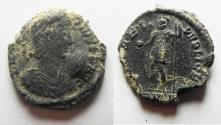 Ancient Coins - ROMAN AE 3 . CONSTANS