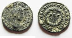 Ancient Coins - AS FOUND CONSTANTINE II AE 3