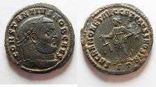 Ancient Coins - CONSTANTIUS AE FOLLIS