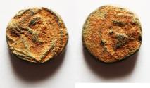 Ancient Coins - KINGS of PARTHIA. Osroes I. Circa AD 109-129. Æ Chalkous