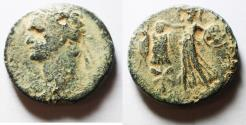 Ancient Coins - JUDAEA CAPTA. UNDER DOMITIAN AE 22