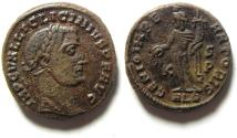 Ancient Coins - LICINIUS I AE FOLLIS , ALEXANDRIA MINT