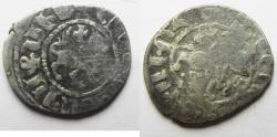 World Coins - Unrecorded: MEDIEVAL. Cilician Armenia. Levon III (1301-1307). AR takvorin. Sis mint.