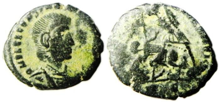 Ancient Coins - CONSTANTIUS GALLUS AE 3