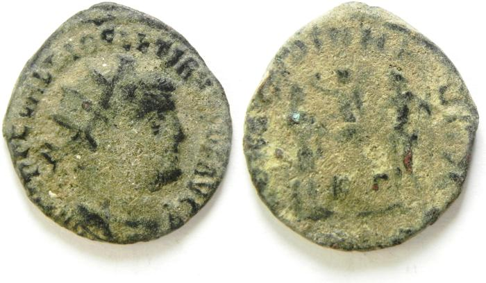 Ancient Coins - DIOCLETIAN ANTONINIANUS AS FOUND