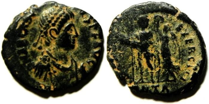 Ancient Coins - ARCADIUS AE 3