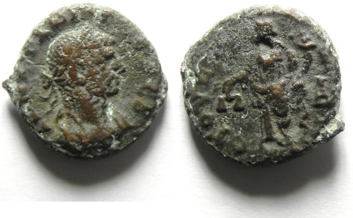 Ancient Coins - EGYPT , ALEXANDRIA POTIN TETRADRACHM , PROBUS
