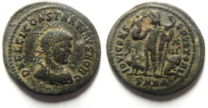Ancient Coins - CONSTANTINE II AE FOLLIS