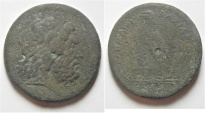 Ancient Coins - PTOLEMAIC KINGDOM. PTOLEMY III AE 34