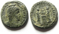 Ancient Coins - CONSTANTINE I AE 3 , NICE AND SCARCE