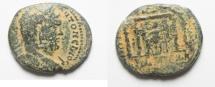 Ancient Coins - DECAPOLIS. GADARA. CARACALLA AE 27