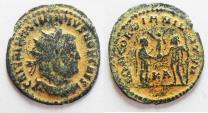 Ancient Coins - GALERIUS AE ANTONINIANUS