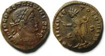 Ancient Coins - BEAUTIFULL CONSTANTINE I AE FOLLIS