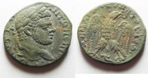 Ancient Coins - SYRIA, Seleucis and Pieria. Antioch. Caracalla. AD 198-217. AR Tetradrachm