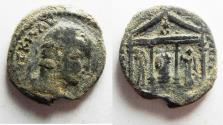 Ancient Coins - PHOENICIA, Tripolis. Elagabalus. AD 218-222. Æ 23