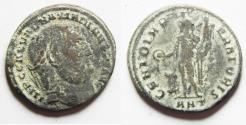 Ancient Coins - GALLERIUS AE FOLLIS
