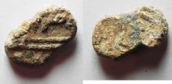 Ancient Coins - ISLAMIC. UMMAYYED LEAD TOKEN / BULLA