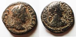 Ancient Coins - Capitolias.  Decapolis, Commodus AE 25. 189/190 C.E.
