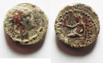 Ancient Coins - SELEUKID EMPIRE. ANTIOCHOS IV AE 15