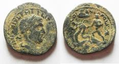 Ancient Coins - Judaea. Samaria. Neapolis under Philip I (AD 244-249). AE 27mm, 16.90g.