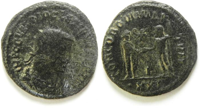 Ancient Coins - DIOCLETIAN ANTONINIANUS