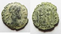 Ancient Coins - CONSTANS AE 4