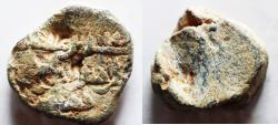 Ancient Coins - ISLAMIC. UMMAYYED LEAD BULLA