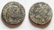 Ancient Coins - DIOCLETIAN AE FOLLIS