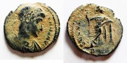 Ancient Coins - CONSTANTINE I AE 4 . SCARCE