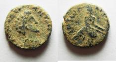 Ancient Coins - Decapolis. Gerasa under Commodus (AD 177-192) AE 16mm, 2.84g. Struck c. AD 177-180.