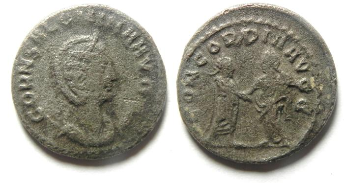 Ancient Coins - SALONINA BILLON ANTONINIANUS