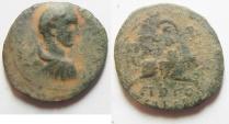 Ancient Coins - Phoenicia. Sidon. Elagabalus . AE 26