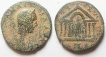 Ancient Coins - Phoenicia. Tyre . Julia Maesa AE 26mm