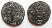 Ancient Coins - CONSTANTINE I AE 3 . COMMEMORATIVE