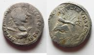 Ancient Coins - Phoenicia, Tyre. Trajan. Silver Tetradrachm.