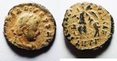 Ancient Coins - ARCADIUS. ROMAN AE 4