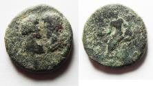 Ancient Coins - JUDAEA, Aelia Capitolina (Jerusalem). Marcus Aurelius & Lucius Verus. CE 161-169. Æ 26