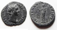 Ancient Coins - DOMITIAN SILVER DENARIUS