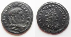 Ancient Coins - BEAUTIFUL CONSTANTINE I AE FOLLIS
