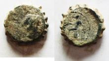 Ancient Coins - SELEUKID KINGDOM AE 15. ANTIOCHOS IV